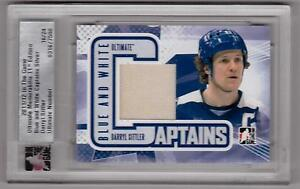 DARRYL-SITTLER-11-12-ITG-Ultimate-Captains-Jersey-d-24-SP-Toronto-Maple-Leafs
