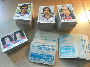 original-FOOTBALL-STICKERS-PANINI-FOOT-79-1979-FRANCE-Choisir-dans-liste