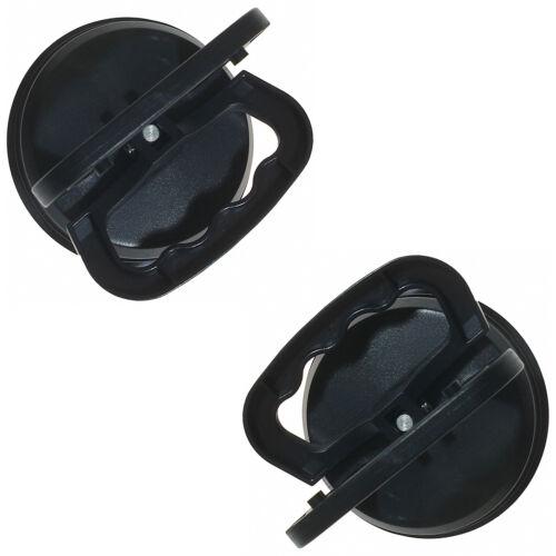 2 x Einhand Saugheber Glassauger Gummisauger Saugnapf für Spiegel Fliesen 115 mm