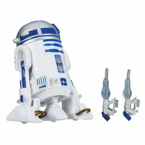 "Star Wars The Black Series #09 R2D2 3.75/"" R2-D2 Astromech Droid Figure NEW LOOSE"