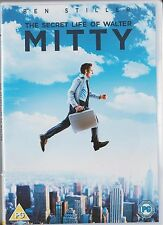 THE SECRET LIFE OF WALTER MITTY DVD BEN STILLER