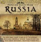 Popular Music From Russia 5019396251823 by Various Artists CD