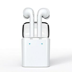 air buds pods earbuds ear pods for iphone 7 bluetooth. Black Bedroom Furniture Sets. Home Design Ideas