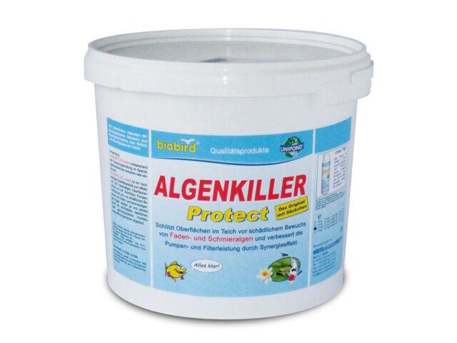 Algenkiller Protect 1,5 kg für 100000 L Fadenalgen Teich Koi Algen
