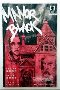 Manor-Black-2-of-4-Cover-B-Dark-Horse-Comics-2019-NM-Unread
