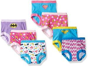 Wonder Woman Super Nina Y Mas Nina 7 Pack Pantalones De Chandal Tallas 2t 3t 4t Ebay