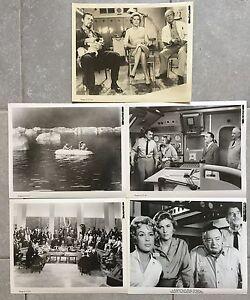 5-Photos-SOUS-MARIN-DE-L-039-APOCALYPSE-Voyage-to-the-bottom-of-the-sea-IRWIN-ALLEN