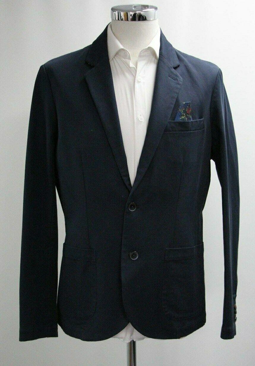 Men's N.Z.A  Navy bluee Half Lined Blazer (42R).. Sample 4394
