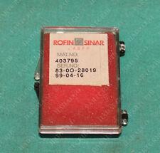Rofin Sinar 403795 Laser Lens New
