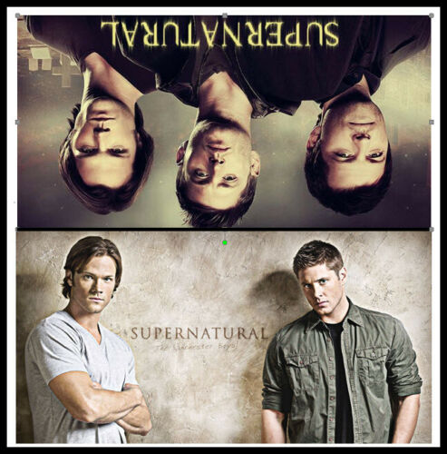 Supernatural Finale Picture Checkbook Cover