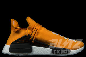 new arrival b44c3 38549 Details about ADIDAS PW HUMAN RACE NMD TANGERINE Sz 6 BB3070