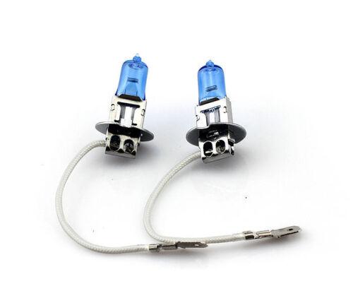 Xenon HID Blu//Wht Headlight H3 Bulb for Ducati 748 1997-2003 97-99-00-01-02-03