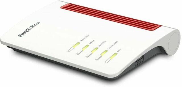 AVM FRITZ!Box 5530 Fiber WLAN Glasfaser Router Wi-Fi 6 AX (20002960) lieferbar !
