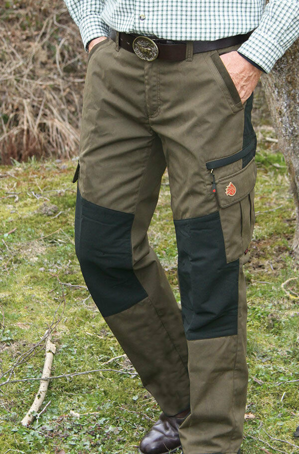 Shooterking - Hunting Trousers with Elastic Cordura - Bi-Colour