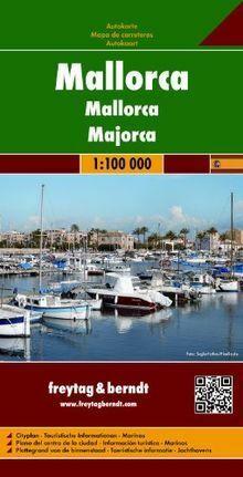 Freytag Berndt Autokarte Mallorca 1:100.000 Touri...   Buch   Zustand akzeptabel