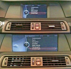 Details about BMW F10 F11 CIC Professional Navigation Retrofit Service