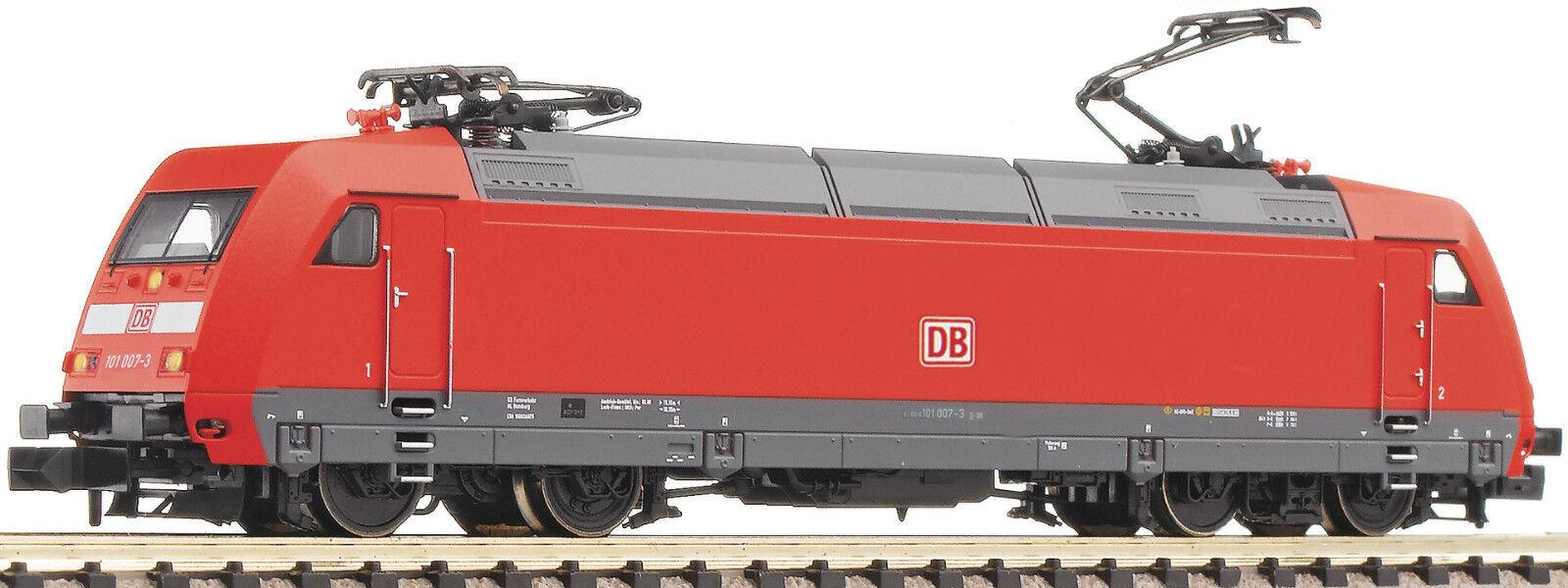 FLEISCHMANN N 737 locomotora eléctrica BR 101 DB Ep 6 &