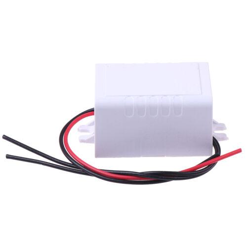 Convertidor de corriente continua-Aire Acondicionado Módulo De Fuente De Alimentación Adaptador 110V 220V 230V a 12V 40 Hu