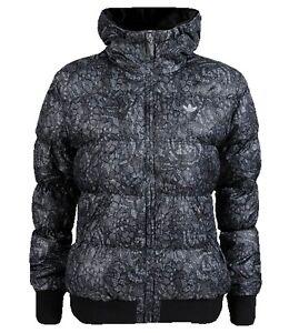 Adidas F LACE DOWN Jacket Jacke Winterjacke  Daunenjacke ADICOLOR