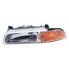 Ch2502112v Driver Side Head Light Assembly Fits Plymouth Breeze