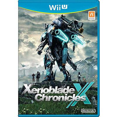 Nintendo Wii U WiiU Spiel ***** Xenoblade Chronicles X ***************NEU*NEW*55