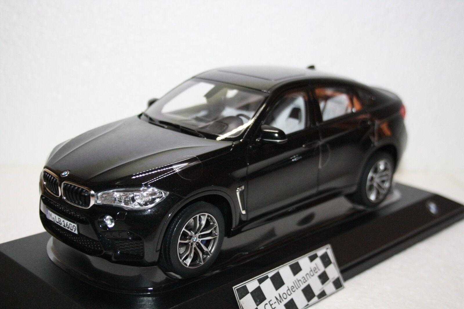BMW x6 M (f86)  NOUVEAU  NOREV  1 18