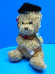 Ty Beanie Babies SCHOLARS the Graduation Bear Retired Plush Unused Online Code