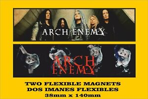ARCH-ENEMY-As-The-Stages-Burn-Will-to-Power-2-IMANES-2-MAGNETS