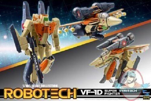 Robotech VF-1D Super Veritech Trainer Toynami