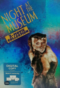Night At The Museum 3 Movie Collection (DVD + DIGITAL ...
