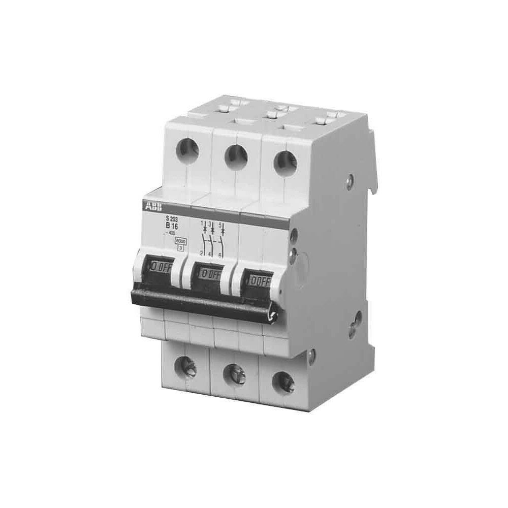 ABB ABB ABB S203-B32 Sicherungsautomat B32A 3-polig 2CDS253001R0325 | Qualität Produkte  3be564