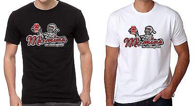 Momias De Guanajuato Men's T-shirt Crew Neck 100% Cotton S-2xl Black/white Relieving Rheumatism Baseball-other