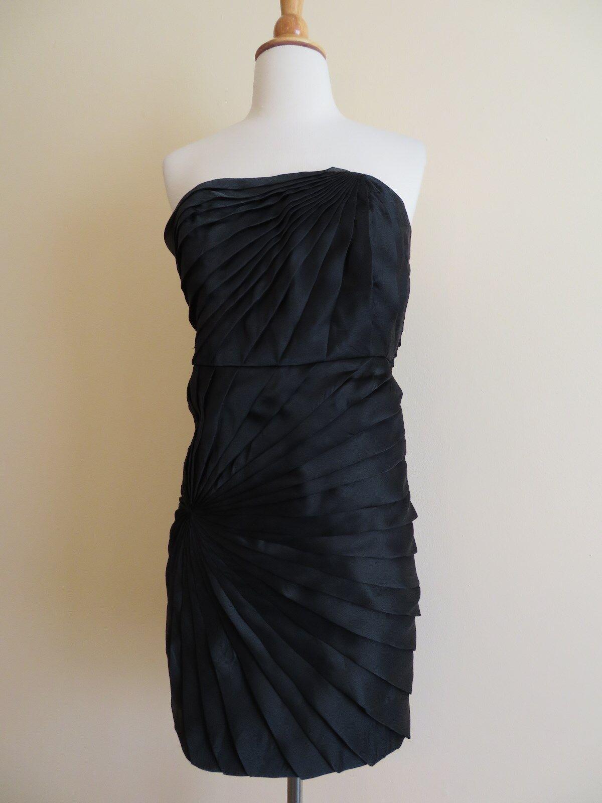 Nuevo con etiquetas J. CREW Petite  Estrellaburst Vestido Seda Organza, en 34498, Talla 10,  275 Negro  Todo en alta calidad y bajo precio.