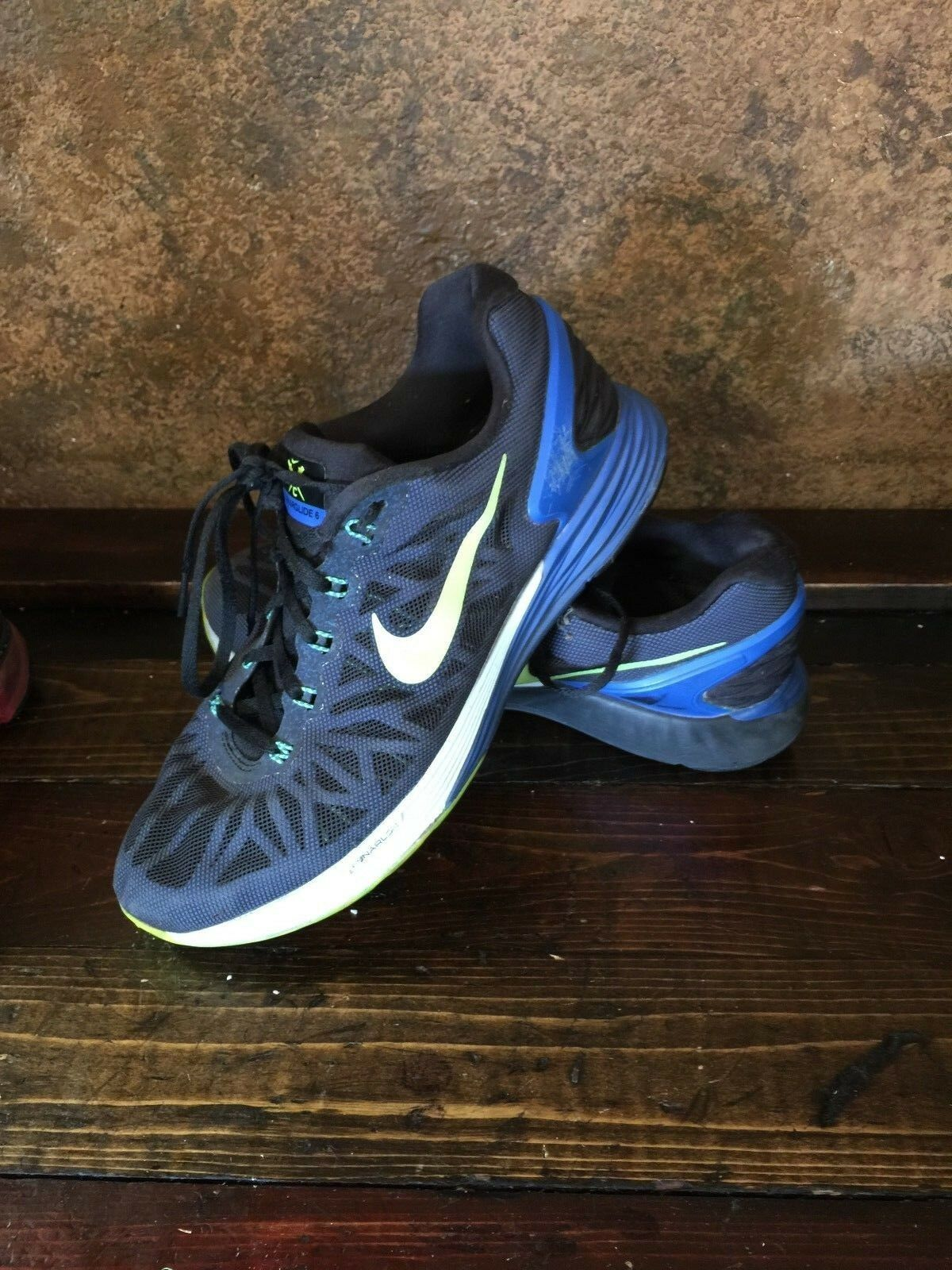 20586a Mens  NIKE Air Max Athletic - Running Training SHOES Lunar Glide 6 size 9