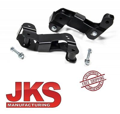 "2007-2018 Jeep Wrangler JK Control Arm Correction Bracket For 2-4.5/"" Lift Kit"