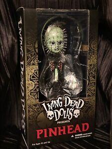Living-Dead-Dolls-Pinhead-Variant-Glows-Hellraiser-New-Cenobite-LDD-sullenToys