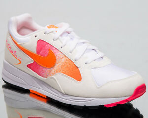 Nike-Air-Skylon-II-Hommes-Neuf-Blanc-Orange-Rose-Lifestyle-Baskets-AO1551-106