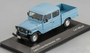 Toyota-Land-Cruiser-Bandeirante-Pick-Up-1976-escala-1-43-por-Whitebox