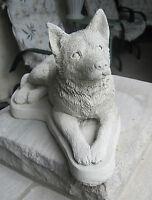 Concrete Australian Cattle Dog Statue / Monument ( Beautiful Statue )