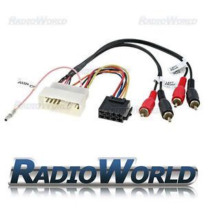 Hyundai-Kia-Amplified-Car-Radio-ISO-Wiring-Harness-Lead-Loom-Connector-Adaptor