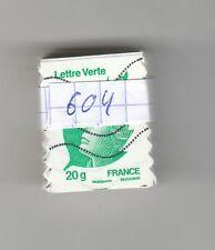 france marianne de beaujard en bloque de 100 timbres n°604