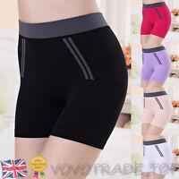 Women Shorts Ladies Elastic Sports Casual Active Gym Yoga Running Shorts Pants