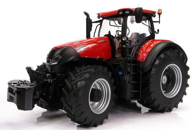 MAR1604 - Tracteur CASE IH OPTUM 300 CVX équipé du relevage avant avec masse - 1