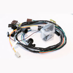 details about 1970 camaro engine wiring harness v8 small block automatictrans with hei Distributor Wiring Harness