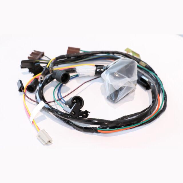 1970 1971 1972 Camaro Wiring Harness Plastic Wire Gutter