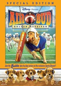 Air-Bud-Golden-Receiver-New-DVD-Special-Edition-Toy-Subtitled-Widescreen