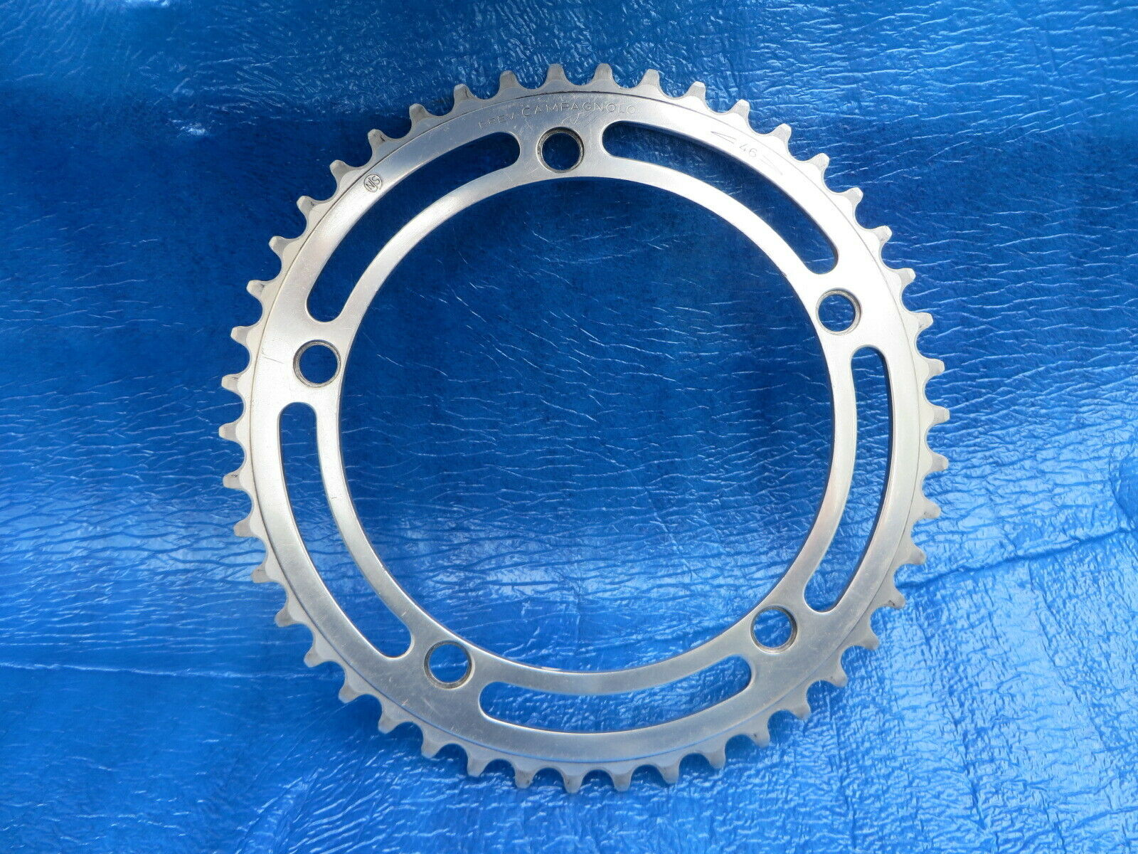 Campagnolo Record 144BCD 1 8  NJS Approved Chainring 46T Pista (17051921)