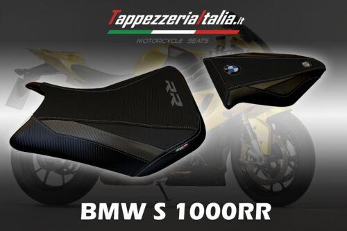 SEAT COVER FOR S 1000 RR 15//18 MOD RAVELLO 3 by tappezzeriaitalia.it