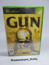 GUN (XBOX) VIDEOGIOCO NUOVO SIGILLATO NEW - PAL VERSION