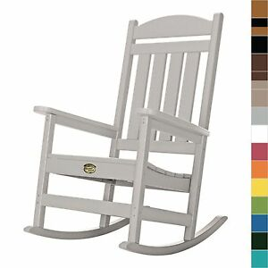 Strange Details About Pawleys Island Porch Rocker Rocking Chair Poly Durawood Outdoor Furniture Pdpeps Interior Chair Design Pdpepsorg